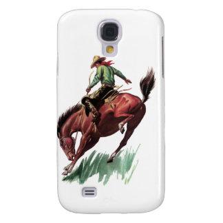 Saddle Bronc Riding Samsung S4 Case