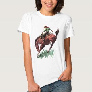 Saddle Bronc Riding Shirt