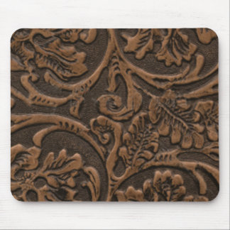 Saddle Leather Mouse Pad