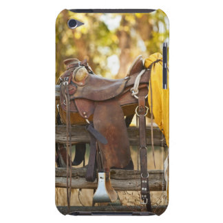 Saddle on fence barely there iPod cases