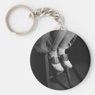 Saddle Shoes, 1934 Keychain