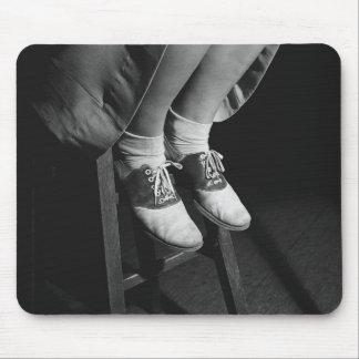 Saddle Shoes, 1934 Mouse Pad