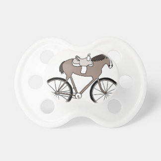 Saddle Up Pacifier