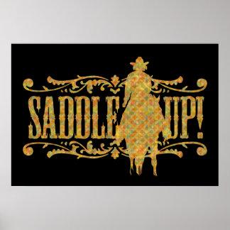 Saddle Up! Print