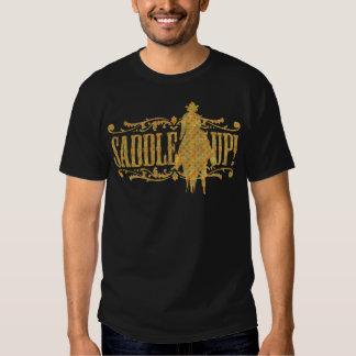 Saddle Up! Tee Shirt