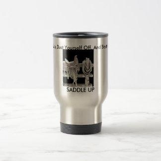 Saddle Up! Travel Mug