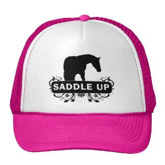 Saddle Up Trucker Hat