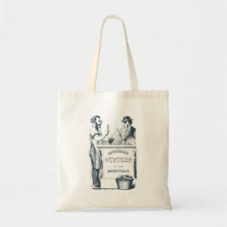 Saddleback Oysters Tote Bag