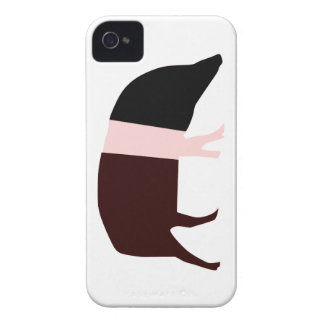 Saddleback Pig iPhone 4 Case
