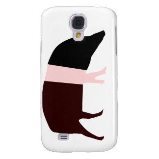 Saddleback Pig  Samsung Galaxy S4 Cover