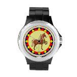Saddlebred Champion Equestrian Sport Watch