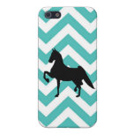 Saddlebred Cover For iPhone 5