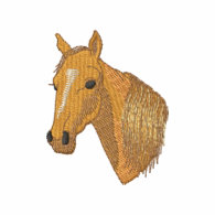 Saddlebred Head Embroidered Jacket
