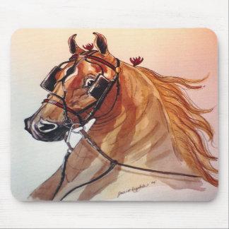 Saddlebred Horse Mousepad