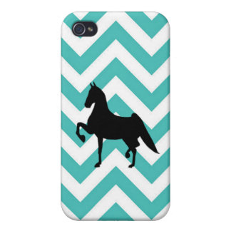 Saddlebred Case For iPhone 4