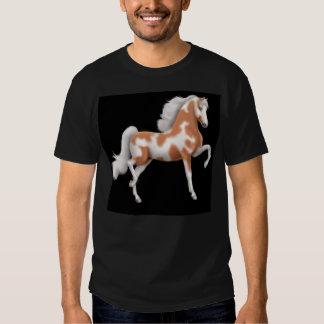 Saddlebred Paint Horse Dark T-Shirt