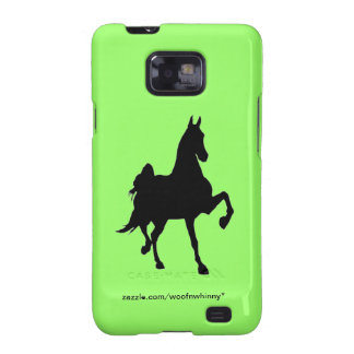 Saddlebreds Samsung Galaxy SII Cover