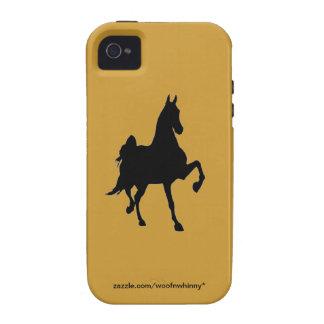 Saddlebreds iPhone 4 Cases