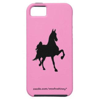 Saddlebreds iPhone 5 Fundas