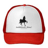 Saddlebreds Shine! Mesh Hats