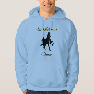 Saddlebreds Shine Sweatshirt