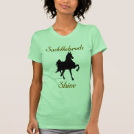 Saddlebreds Shine Tank Top