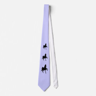 Saddlebreds -- Three Times The Charm Tie