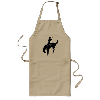 Saddlebronc 100 long apron