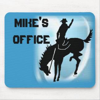 Saddlebronc 101 mouse pad