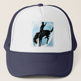 Saddlebronc 101 trucker hat