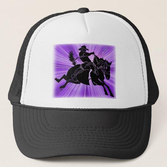 Saddlebronc 201 trucker hat