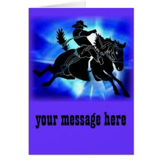 Saddlebronc 202 card
