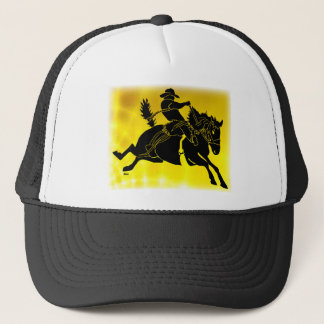 Saddlebronc 203 trucker hat