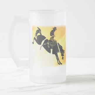 saddlebronc 301 mug