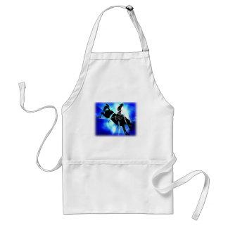 saddlebronc 302 adult apron