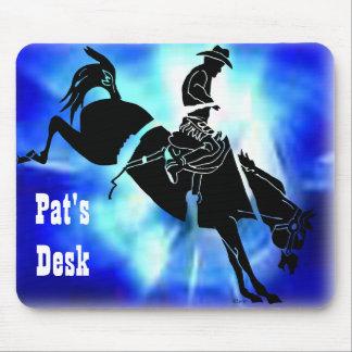saddlebronc 302 mouse pad