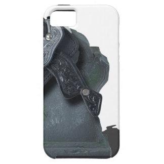 SaddleOnHeadstone070315 iPhone SE/5/5s Case
