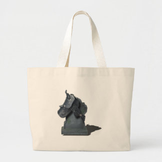 SaddleOnHeadstone070315 Large Tote Bag