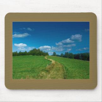 Sadecki Beskids - meadow - Mousepad