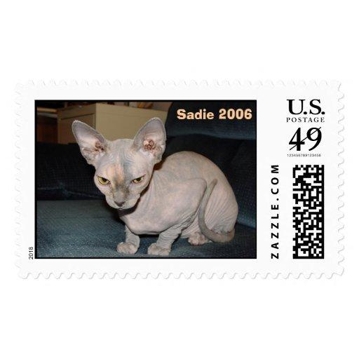 Sadie 2006 postage