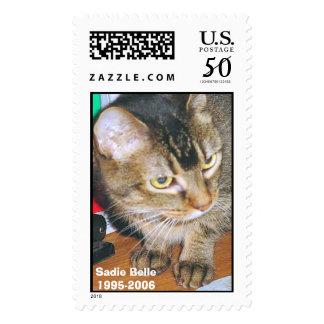 Sadie Belle, 1995-2006 Postage