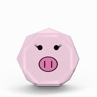 Sadie el cerdo rosado