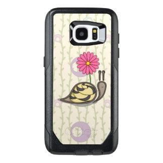 Sadie la caja del teléfono de Otterbox del caracol Funda OtterBox Para Samsung Galaxy S7 Edge
