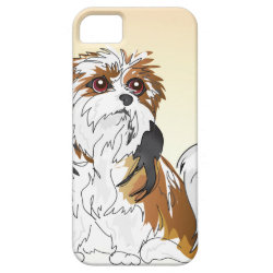 Case-Mate Vibe iPhone 5 Case with Papillon Phone Cases design