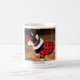 Sadie The Attack Bug Coffee Mug