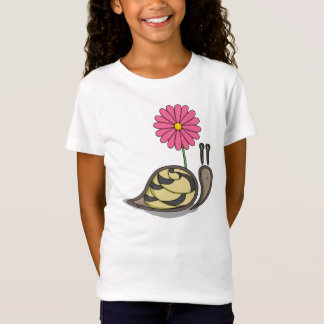 Sadie the Snail Kid's and Baby Shirt