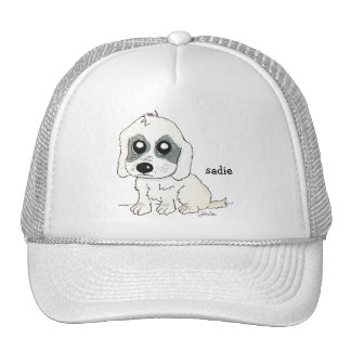 Sadie Watercolor Hats