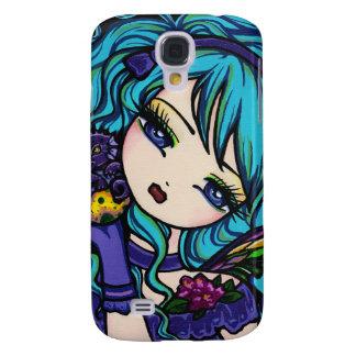 Sadie's Dragon Fairy Princess Dragon Fantasy Art Samsung S4 Case