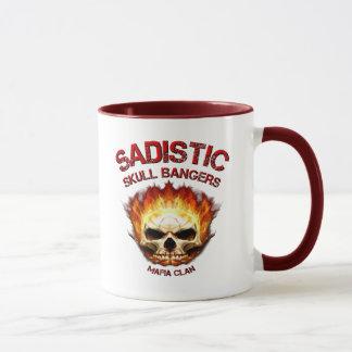 Sadistic Skull Bangers Mug