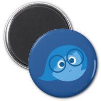 Sadness 2 magnet